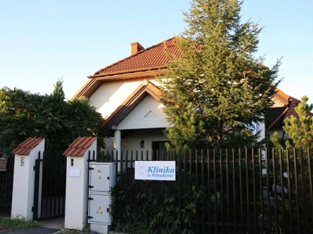 Klinika WKlaudynie - Laserowe usuwanie ileczenie żylaków Warszawa