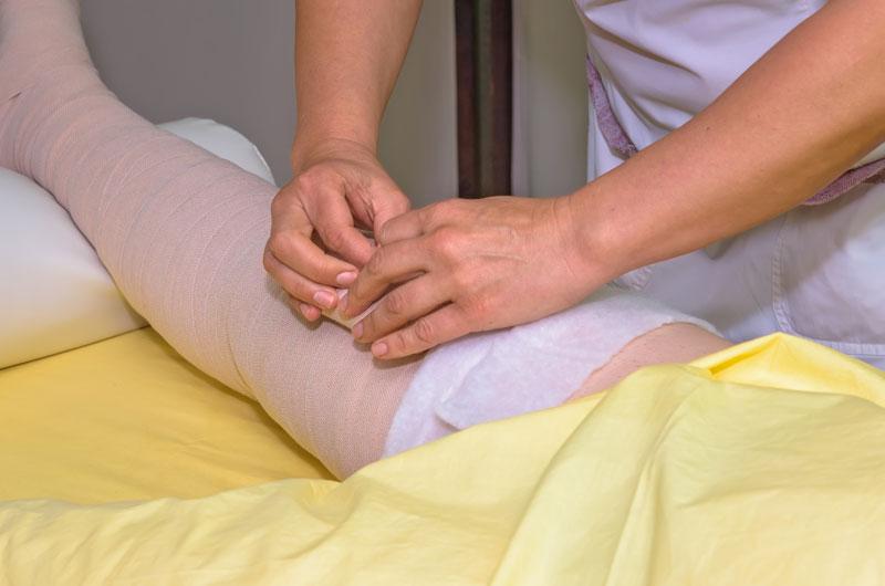 Klinika w Klaudynie - Obrzęk limfatyczny kończyn dolnych